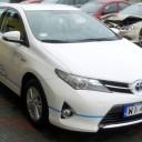 Toyota Auris Hybryda