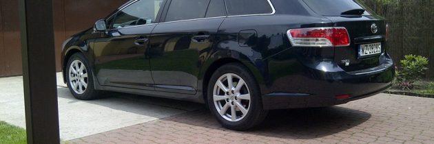 Toyota Avensis T27 Wagon