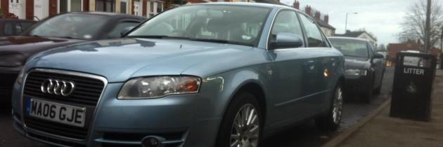 Audi A4 Avant Sedan