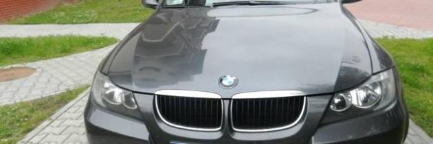 BMW 320D Sedan 2008