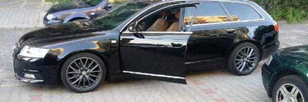 AUDI A6 C6 Kombi czarne