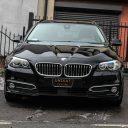 BMW 525xd KOMBI CZARNA