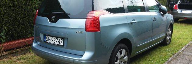 Peugeot 5008 premium 120