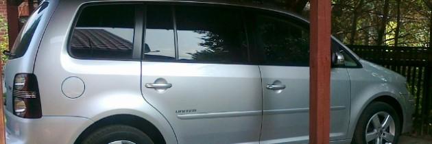 VW TOURAN UNITED 1.9 TDI