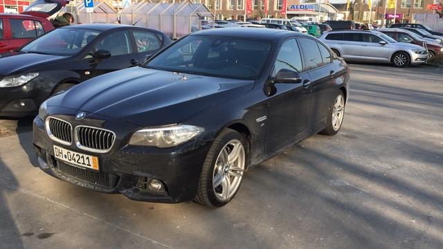 BMW 5 530d xDrive