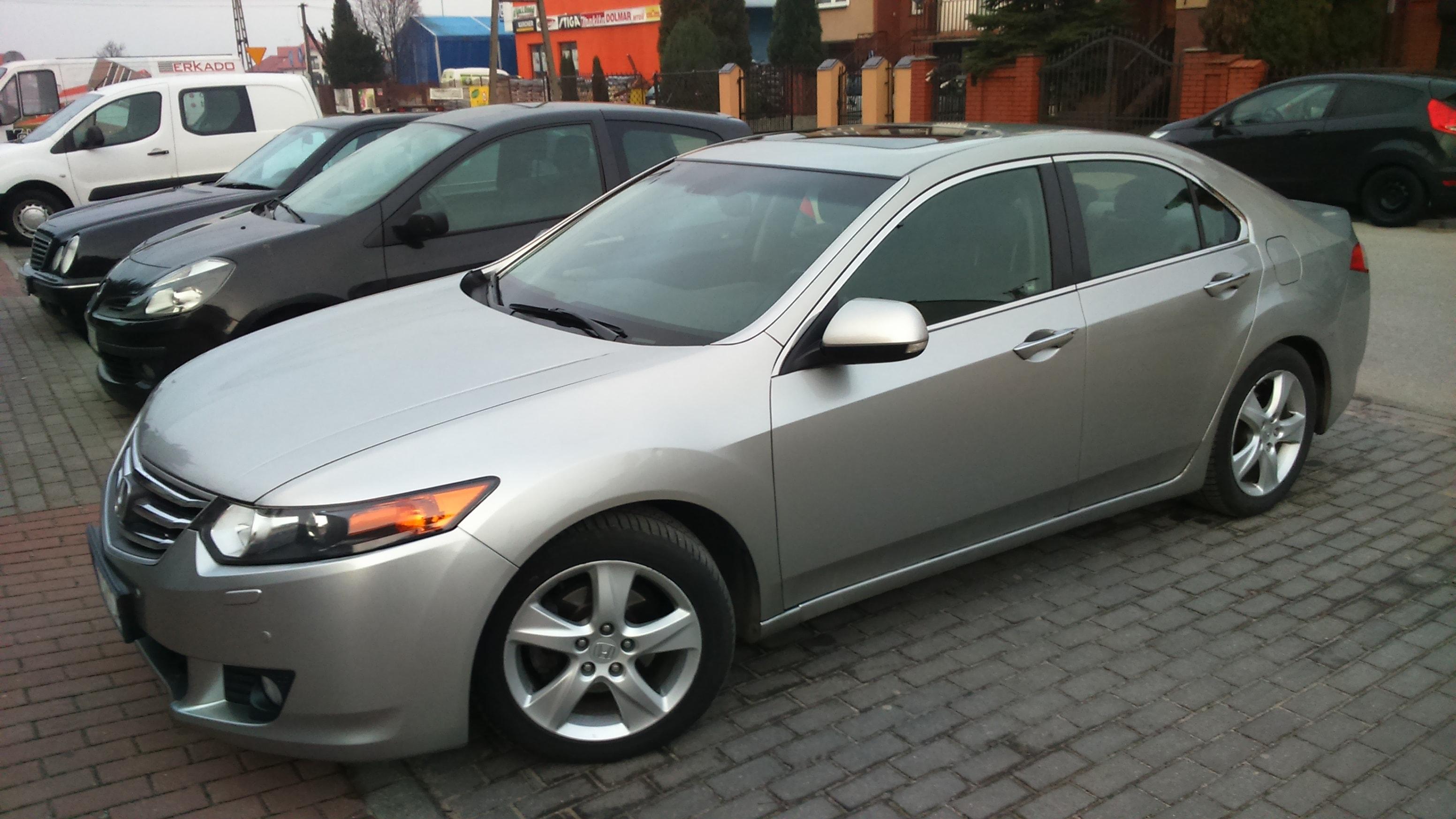 Honda Accord VIII gen. sedan