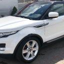 Land Range Rover Evoque 240km