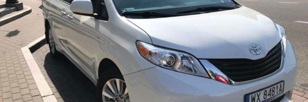 Toyota Sienna AWD