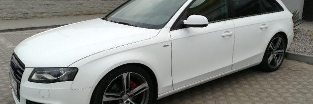 Audi A4 B8 S-LINE KOMBI