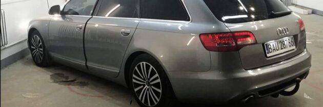 Audi a6c6 s-line kombi