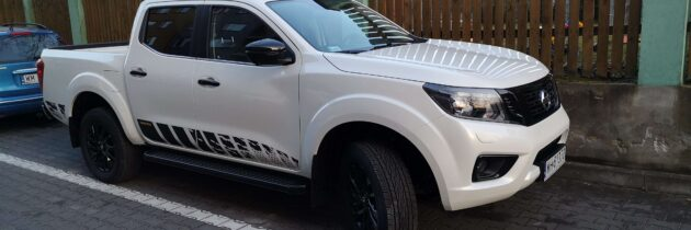 NISSAN NAVARA N-GUARD PICKUP