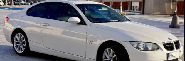 BMW E92 335xi