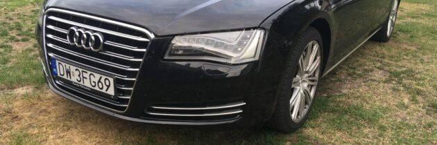 Audi A8L 4.2 TFSI