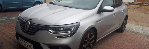 Renault Megane wersja base 1.5DC