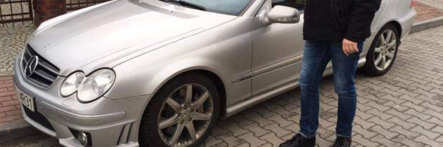 Mercedes w203 C55 AMG