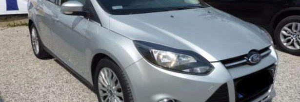 Ford Focus mk3 KOMBI Titanium