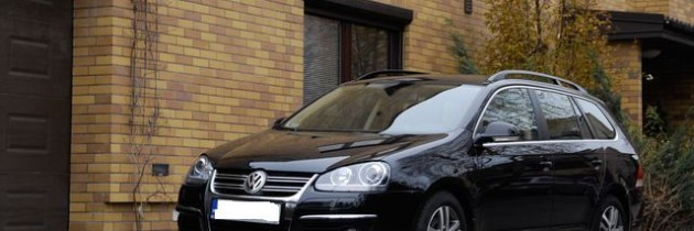 VW GOLF V kombi 2008r. 1.9 TDI
