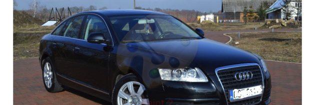 Audi A6 C6 Sedan S-Line