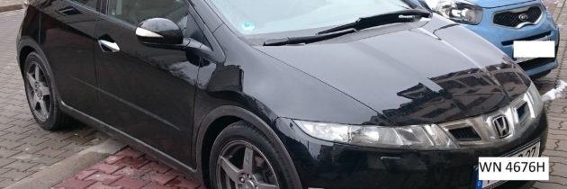 Honda Civic VIII 1.8 Ursynów