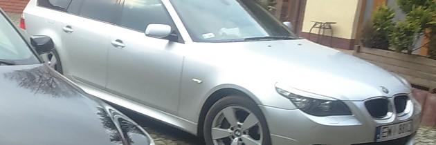 BMW 530 M-pakiet KOMBI  E61