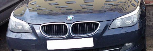 BMW 520d E60 Sedan