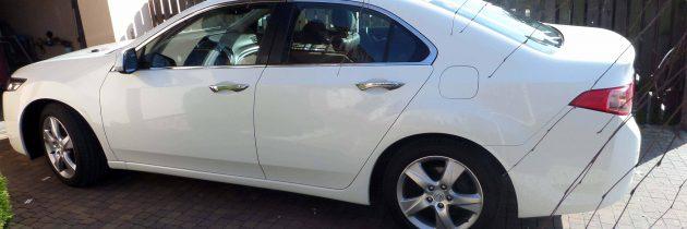 Honda Accord Sedan Executive