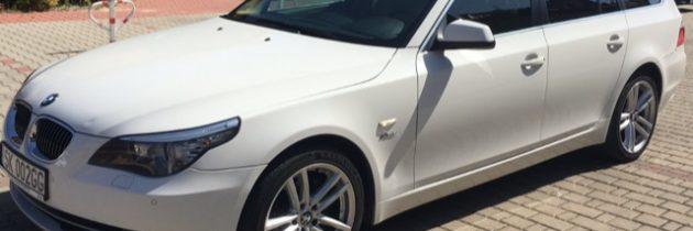 BMW 525 E60 KOMBI
