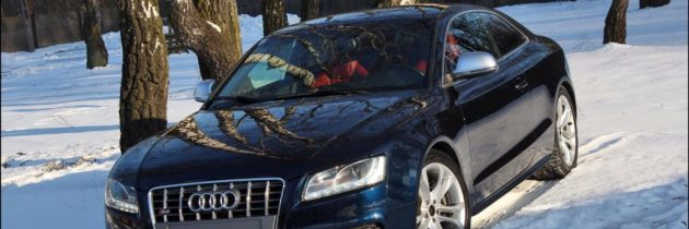 AUDI S5 COUPE 2008R