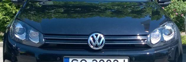 VW Golf 6 1.4. TSI
