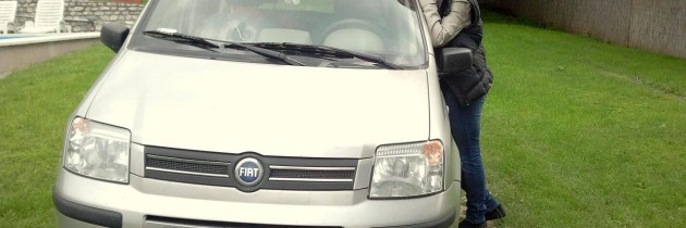 FIAT PANDA II 1,2