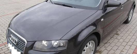 Audi A3 8p Sportback Skradzione Samochody Motocykle I Pojazdy