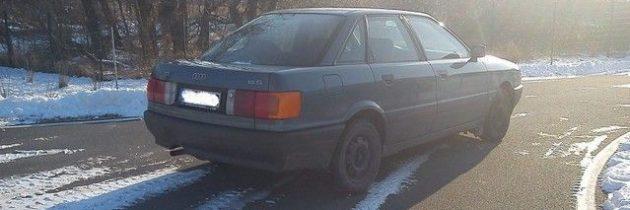 Audi 80 B3 Sedan