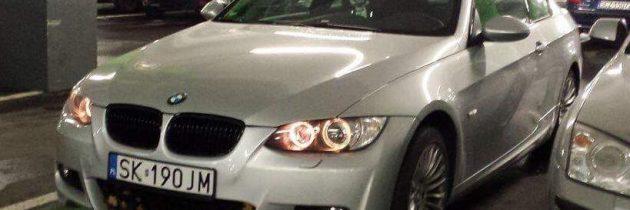 BMW E92 325CI M pakiet