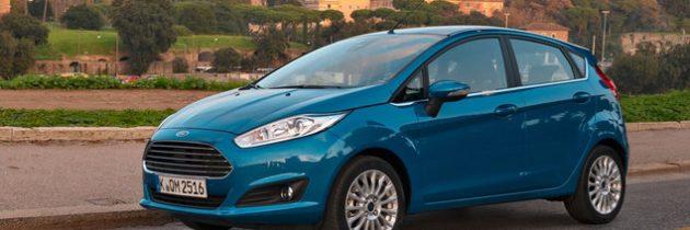 Ford Fiesta 1,0 Ecoboost 100KM