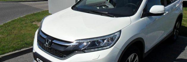 Honda CR-V Executive RE5