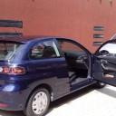 SEAT IBIZA 6L 3-drzwi GRANATOWY