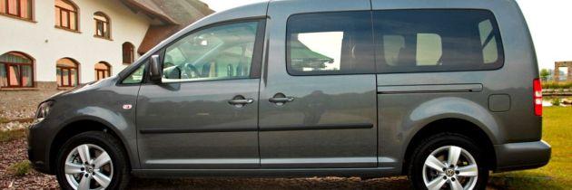 Volkswagen Caddy Maxi rok 2010