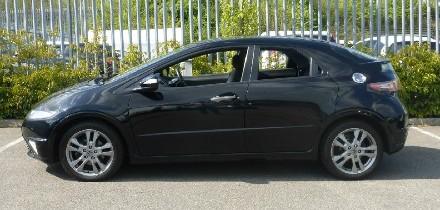Honda Civic hatchback 5DR