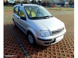 Fiat Panda 2005 srebrna