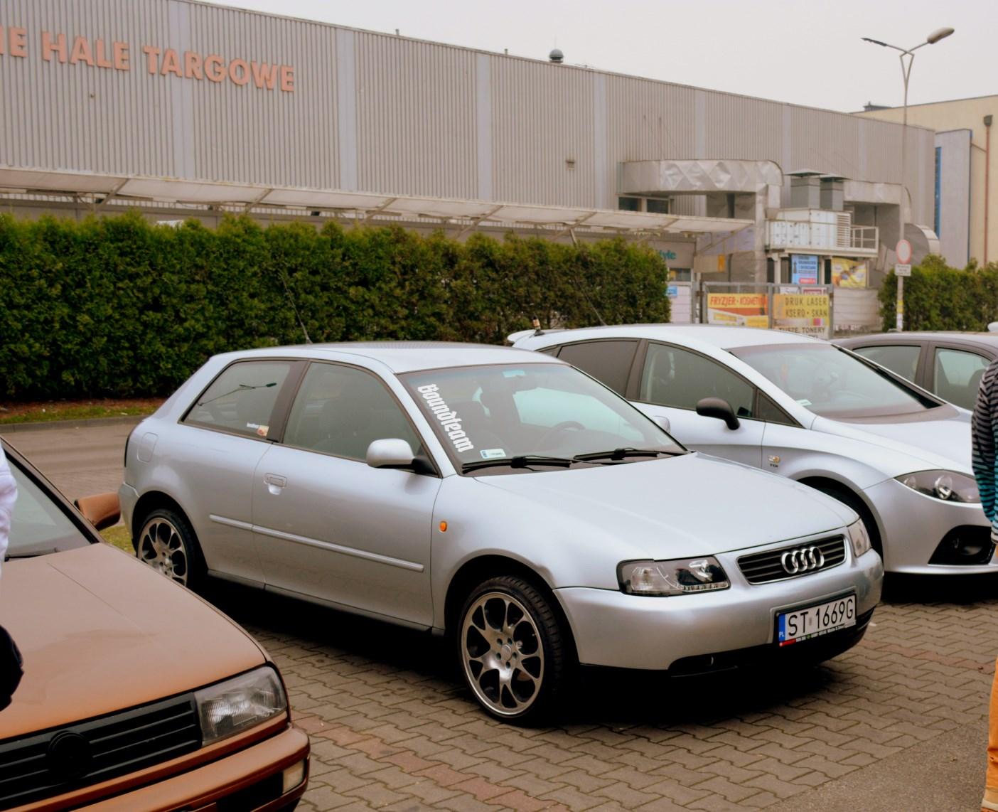 Audi A3 8l Skradzione Samochody Motocykle I Pojazdy