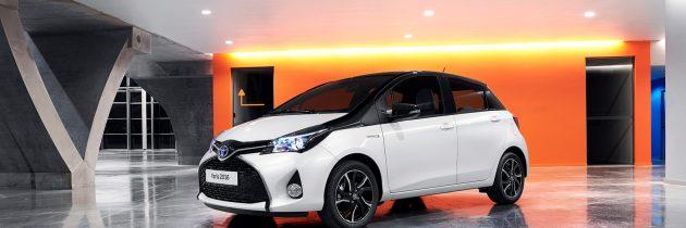 Toyota Yaris Hybrid 100 Selction