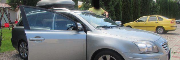 Toyota Avensis 2007 KOMBII
