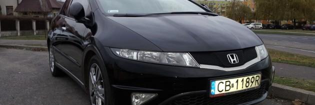 Honda Civic VIII UFO 5D