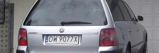 VW PASSAT KOMBI B5